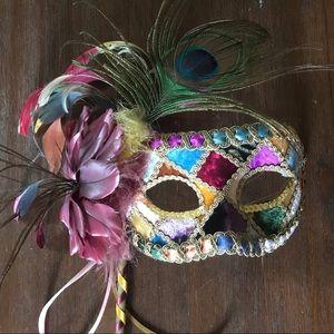 Venice Carnivale Mask